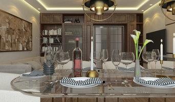 Дизайн гостинной в неоклассическом стиле