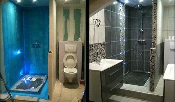 Rénovation de A à Z d'une salle de bains
