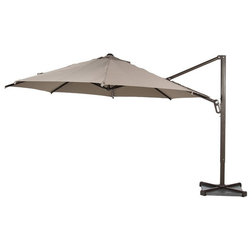 Superb Transitional Outdoor Umbrellas by APPEARANCES INTERNATIONAL