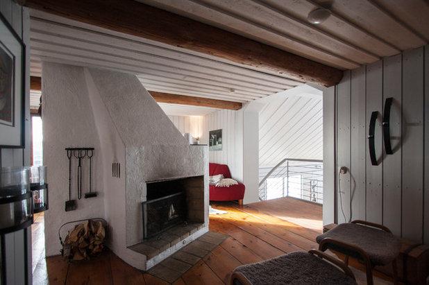 Rustikt Alrum by T+E Arkitekter