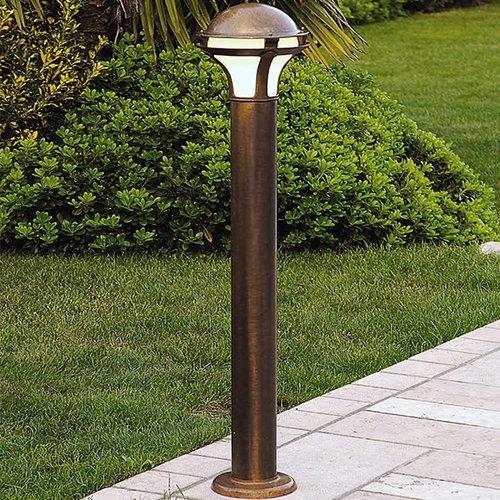 Aldo Exterior Bollard - Lamp Posts