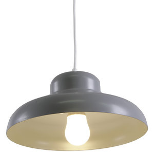 Omicron Pendant Light, Grey