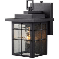 Craftsman Outdoor Wall Lights And Sconces by Hardware House