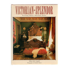 "Decorative Book, ""Victorian Splendor"" First Edition"