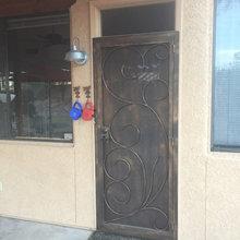 Security/Screen Doors