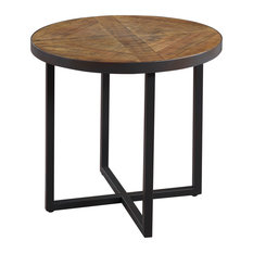 Good Emerald Home   Emerald Home Denton Round End Table   Side Tables And End  Tables