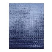 Unique Loom Del Mar Jennifer Rug, Blue, 9'x12'
