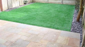 Artificial grass Motherwell