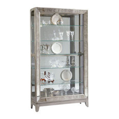 Most Popular Metal China Cabinets And Hutches For 2018