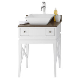 Marvelous Contemporary Bathroom Vanities And Sink Consoles by Ronbow Corp