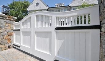 custom made gate
