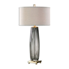 Uttermost Vilminore Table Lamp, Gray