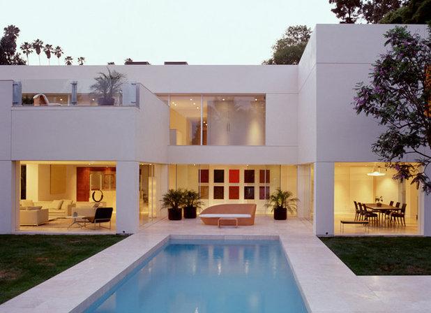 Top Architecture régionale : Maison californienne et Méditerranée DX24