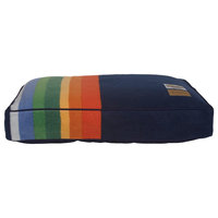 """Small Pet Bed Crater Lake 28 x 20 x4, Crater Lake, 28""""x20""""x4"""""""
