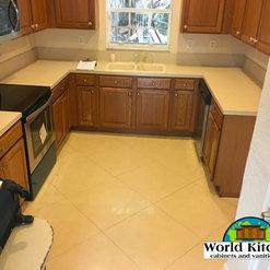 World Kitchen Cabinets And Vanities Corp Davie Fl Us 33314