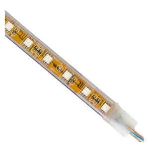 """Jesco Dl-Flex-Up-4-27 4"""" Linear Strip With Connectors On ..."""