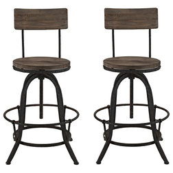 Industrial Bar Stools And Counter Stools by Modway