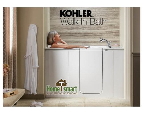Home Smart Industries- Authorized Kohler Walk-In Bath Dealer
