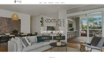 Cactus Hill Project Website