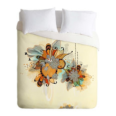 Deny Designs Iveta Abolina Sunset 2 Duvet Cover - Lightweight