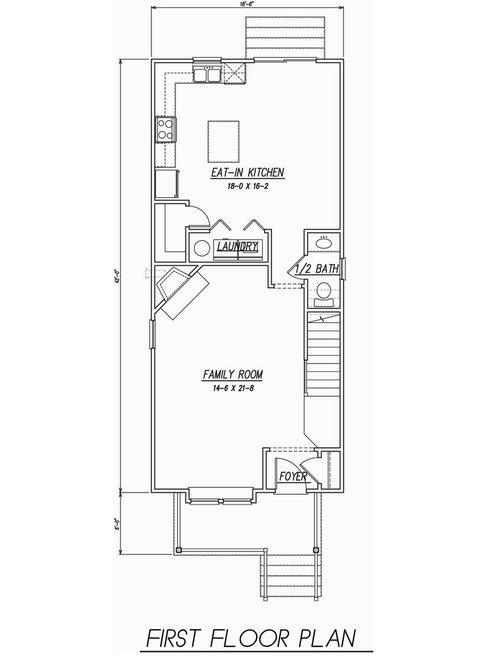 The Simone Katrina Cottage House Plans