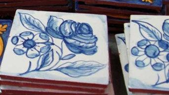 Azulejos rústicos