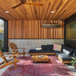 Mid Century Modern Addition & Exterior