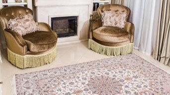 Персидские ковры ручной работы
