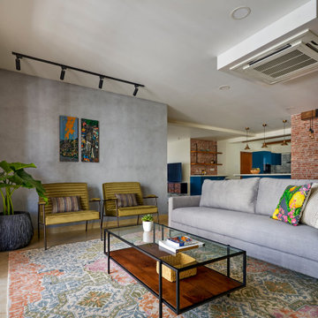The Industrial Chic Home