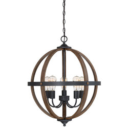 Farmhouse Chandeliers by Savoy House