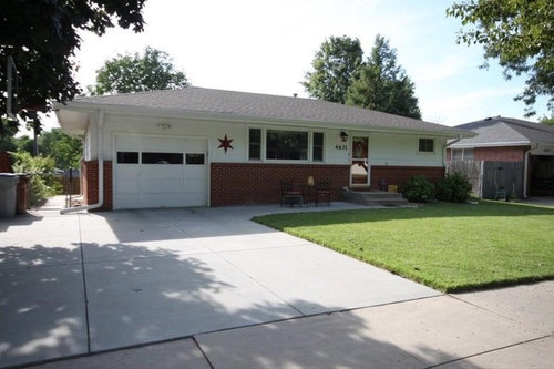 Help With 1960 S Partial Brick Ranch Exterior