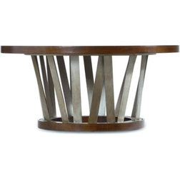 Industrial Coffee Tables by Buildcom