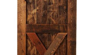 Gallatin Door Unfinished