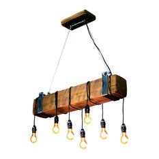 reclaimed wood chandelier rope makarios decor beam chandelier golden oak 5 length chandeliers reclaimed wood houzz