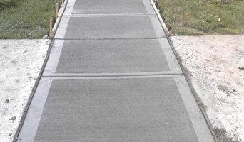 City Of Cincinnati City sidewalk project 2014