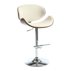 Havana Bar Stool, Cream
