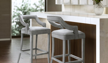 This Summer's Bestselling Bar Stools