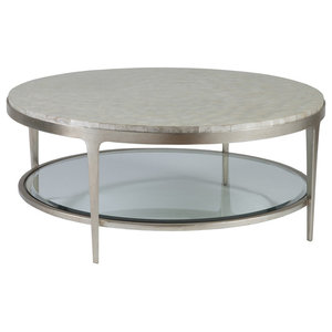 Norwalk Cocktail Table Contemporary Coffee Tables By