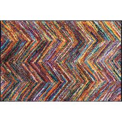 Contemporary Doormats by Tayse Rugs