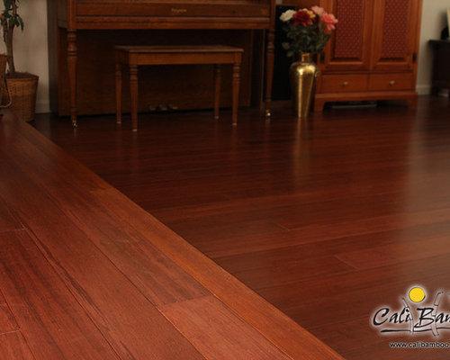 Cognac Fossilized Bamboo Flooring Reno Nv