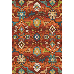 Southwestern Area Rugs by Orian Rugs