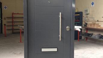 Wimbledon High Security Door Upgrade