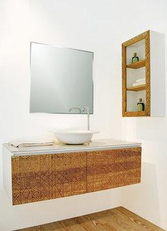 Badezimmer im Alpen-Chalet-Stil?