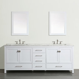 Transitional Bathroom Vanities And Sink Consoles by First Look Bath