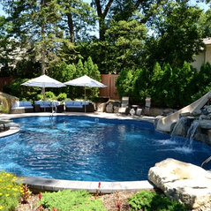 True blue swimming pools dix hills ny us 11746 for Westhill swimming pool phone number