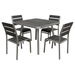 Contemporary Outdoor Dining Sets by Boraam Industries, Inc.