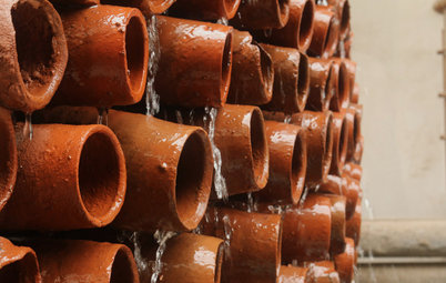 Terracotta Installation Puts Energy-Consuming Cooling Devices to Shame