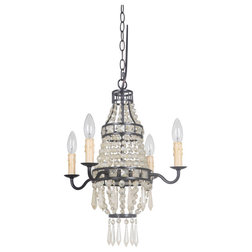 Traditional Chandeliers by Mariana Home
