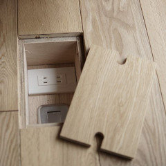 Electrical Outlets In Floor