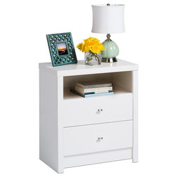 Contemporary Nightstands And Bedside Tables by Prepac Manufacturing